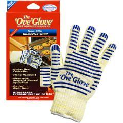 2-Pack Cotton Oven Glove,Heat Resistant Surface Handler