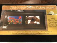 Digital Decor DPF770 Dual Screen 7