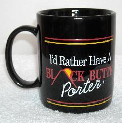 NEW DESCHUTES BREWERY I'D RATHER HAVE A BLACK BUTTE PORTER CER...