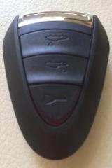 Porsche 911 997 987 Replacement 3 Button Key Head No Programmi...