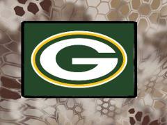 Green Bay Packers, Morale Patch, Hook and Loop, We Make Custom...