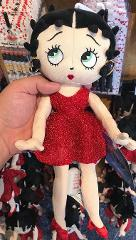 Universal Studios Exclusive Betty Boop With Red Dress 14