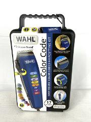 WAHL Color Code 17 Piece Complete Haircutting Kit Hair Clipper...