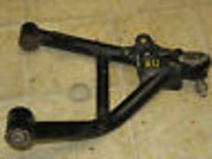 93 HONDA FOURTRAX TRX300FW UPPER RIGHT FRONT A-ARM SWINGARM SW...