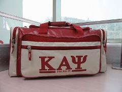 KAPPA ALPHA PSI Fraternity Duffle Gym Travel Sports Luggage ba...
