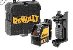 New Dewalt DW088K Self Levelling Line Laser Horizontal & Verti...