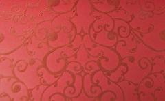 ARTSY-LICIOUS 15 SHEETS SCRAPBOOK PAPER Flocked Tinsel Lacquer...