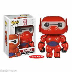 Big Hero 6 - Baymax - Super Sized POP! Vinyl Figure by Funko -...