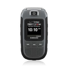 Samsung Convoy U640 Phone for Verizon Wireless (Gray) Rugged