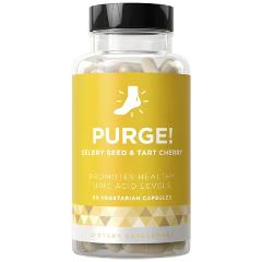 PURGE! Uric Acid Cleanse & Healthy Joint Support Flare-Ups, Ch...