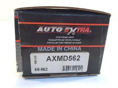 Auto Extra AXMD562 Disc Brake Pads PG Plus Premium Semi-Metall...