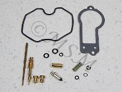 78-81 HONDA XL250S NEW KEYSTER CARBURETOR MASTER REPAIR KIT 02...