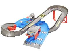 Hot Wheels City Speedway Playset with Vehicle New