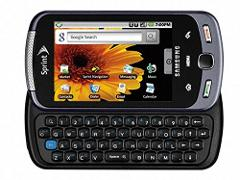 Samsung Moment SPH-M900 Cell Phone Android with Touch Screen, ...