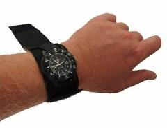 Raine Military Tactical Covered Watchband Watch Protection Str...