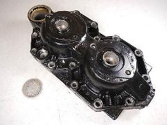 99 OMC EVINRUDE 115 PORT LEFT SIDE HAND CYLINDER HEAD