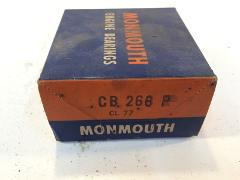 Monmouth Engine bearings, CB 266 P - CL 77 - CB266P - 450 Motor