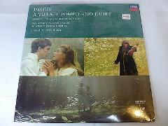 Delius A Village Romeo and Juliet Mackerras Laserdisc Decca Se...