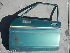 EMPTY LEFT HAND FRONT DRIVER DOOR SHELL 1980 80 NISSAN DATSUN ...