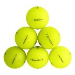 96 TaylorMade Mix Yellow Used Golf Balls Mint AAAAA + FREE TEE...