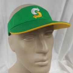 Subway employee visor