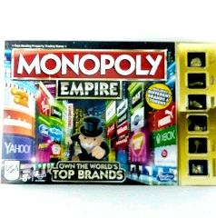 Monopoly Empire Property Trading Hasbro Family Board Game Fact...