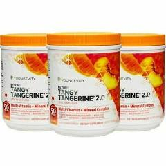Youngevity Beyond Tangy Tangerine 2.0 Citrus Peach Fusion cani...