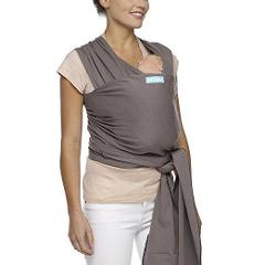 Moby Wrap Baby Sling Carrier for Newborns & Toddlers Soft - Sl...