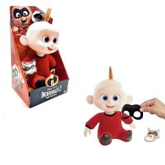 Incredibles 2 Baby Jack-Jack Plush Doll Disney Pixar Movie Cha...