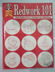 Redwork Designs 101 Embroidery Designs for Quilting 5070 Suzan...