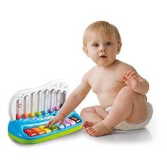 Baby Electronic Play Piano Learning Educational Music Toy Bili...