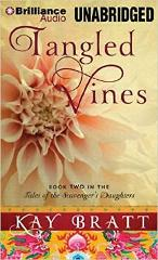 Tangled Vines (Tales of the Scavenger's Daughters) AUDIO BOOK CD