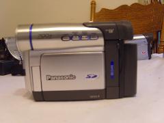 Panasonic PV-DV203D Camcorder