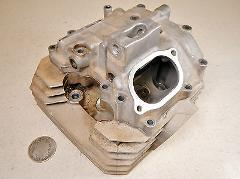 88 Honda Fourtrax TRX300 TRX 300 Cylinder Head & Rocker Box Asy