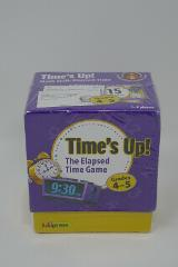 Time's Up! The Elapsed Time Game Grades 4-5 SEALED