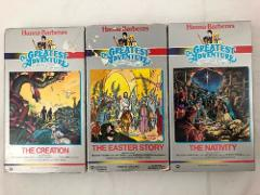 Hanna-Barbera's The Greatest Adventure Stories From the Bible ...