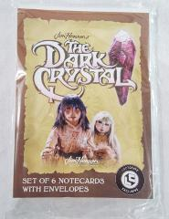 Lootcrate Exclusive Jim Henson's The Dark Crystal 6 Notecards ...