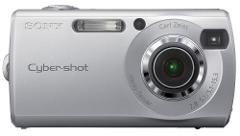 Sony Cybershot DSCS40 4.1 MP Digital Camera with 3x Optical Zo...