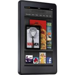 Amazon 1st Generation Kindle Tablet with 8GB Memory 7