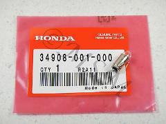 NEW HONDA STANLEY NOS SPEEDOMETER GAUGE INDICATOR LIGHT BULB 6...