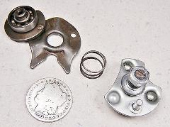 64-66 HONDA CT200 #4 CLUTCH LIFTER CAM ASY