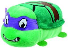 Ty Teeny Teenage Mutant Ninja Turtle Donatello Stuffed TMNT Sm...