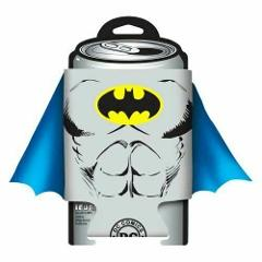 Can Huggers - DC Comic - Batman Caped Character Huggie New Toy...