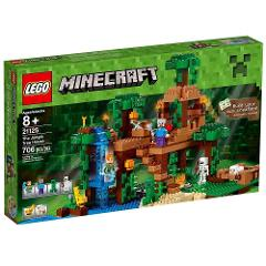 NEW Lego 21125 MINECRAFT The Jungle Tree House 2016 Sealed