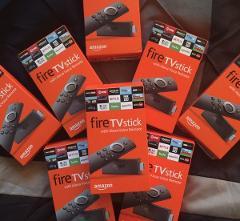 Fire TV Stick w/ Kodi 17.6 and All The Best APK's