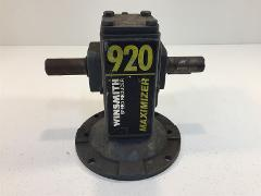 Winsmith 920MWN Reducer 920MWNS062XODN 0.97HP 615 IN'LBS Torque