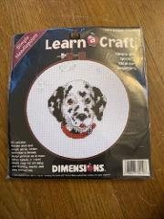 Dimensions Learn a Craft Simple Needlepoint Kit #72410