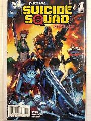 New Suicide Squad #1 Comic Book DC 2014 The New 52!