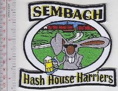 Hash House Harriers HHH Germany Sembach Hash House H3 Kennel ...