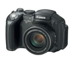 Canon PowerShot Pro Series S3 IS 6MP with 12x Image Stabilized...